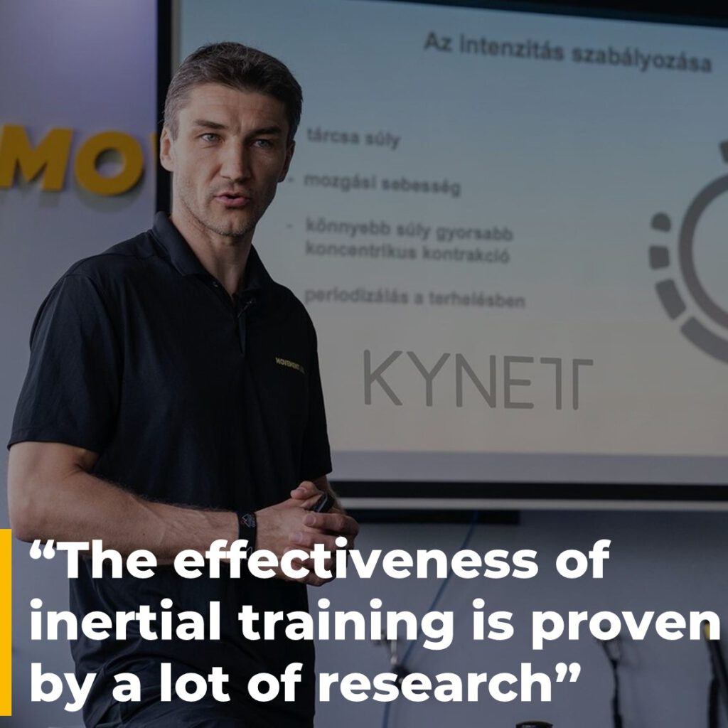 Strength and conditioning coach Zsolt Pozsonyi reviews Kynett