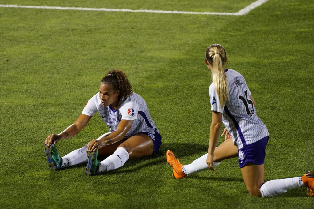 Flywheel training lowers hamstring injury occurrence in elite soccer players
